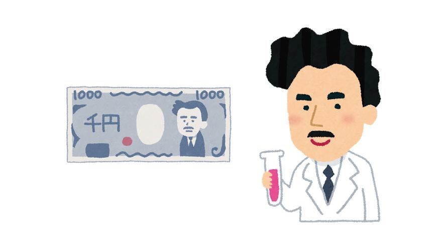 野口英世と千円札